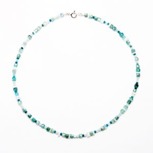 gemstone necklaces at the shop martina-loule